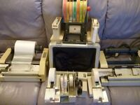 photo lab equipment,3 negative sliver,films numbers,size/stickers/tape rollers,passport photo cutter
