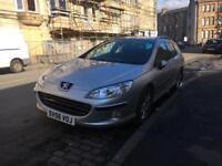 Peugeot 407 2.0diesel no mot