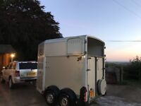 Ifor Williams 506 trailer 2010 , four new tyres , recently serviced , priced for quick sale