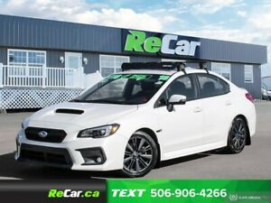 2018 Subaru WRX Sport AWD | 6-SPEED | SUNROOF | HEATED SEATS