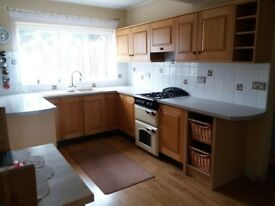 kitchen units , worktops and sink for sale