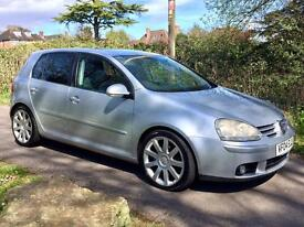 REDUCED IN PRICE!!! VW GOLF GT 2.0 TDI 5dr