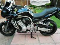 2001 Fazer 1000 swap for v twin or why