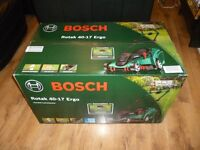 Bosch Rotak 40-17 Ergoflex Electric Rotary Lawnmower brand new sealed boxed