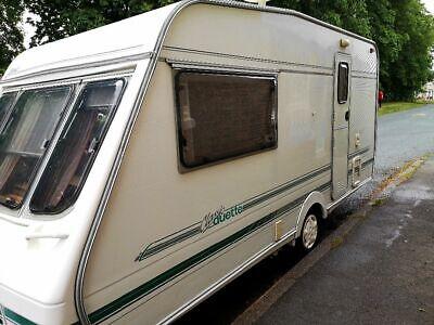 Swift 2 Berth Touring Caravan