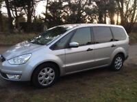 FORD GALAXY 1.8 TDCI GALAXY 7 SEATER MPV MOT OCTOBER SERVICED TO THE HIGHEST OF STANDARDS