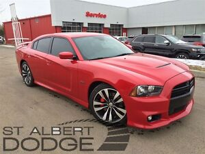 2012 Dodge Charger SRT8 | 6.4L HEMI | BACKUP CAMERA | LOW KMS