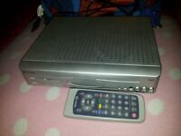 Sagem Freeview box with remote In working order