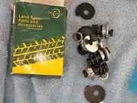 defend lander rover parts
