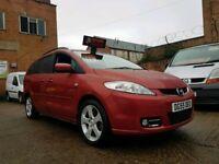 2005 55 Mazda 5 Sport 2.0 - Low Mileage - 7 Seater - 3 Months Warranty