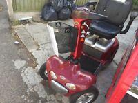 Shoprider Cordoba 8 mph Mobility Scooter free local delivery