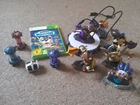 Xbox 360 Skylanders Imaginators bundle
