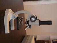 The Wedmore SP Junior microscope