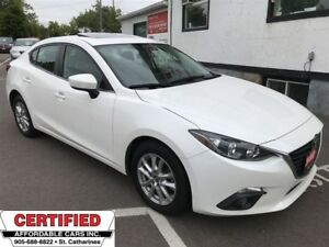 2015 Mazda Mazda3 GS ** HTD SEATS, BACKUP CAM, BLUETOOTH **