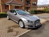 Jaguar XF 2.2 TD Premium Luxury 4dr; Full Service History, 12 months MOT from the date of buying!!