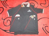 Official Merchandise Guinness Sweatshirt in Large and medium. new with labels. Button neck collar