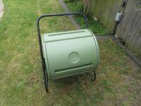 Rotating Compost Bin (ComposTumbler)