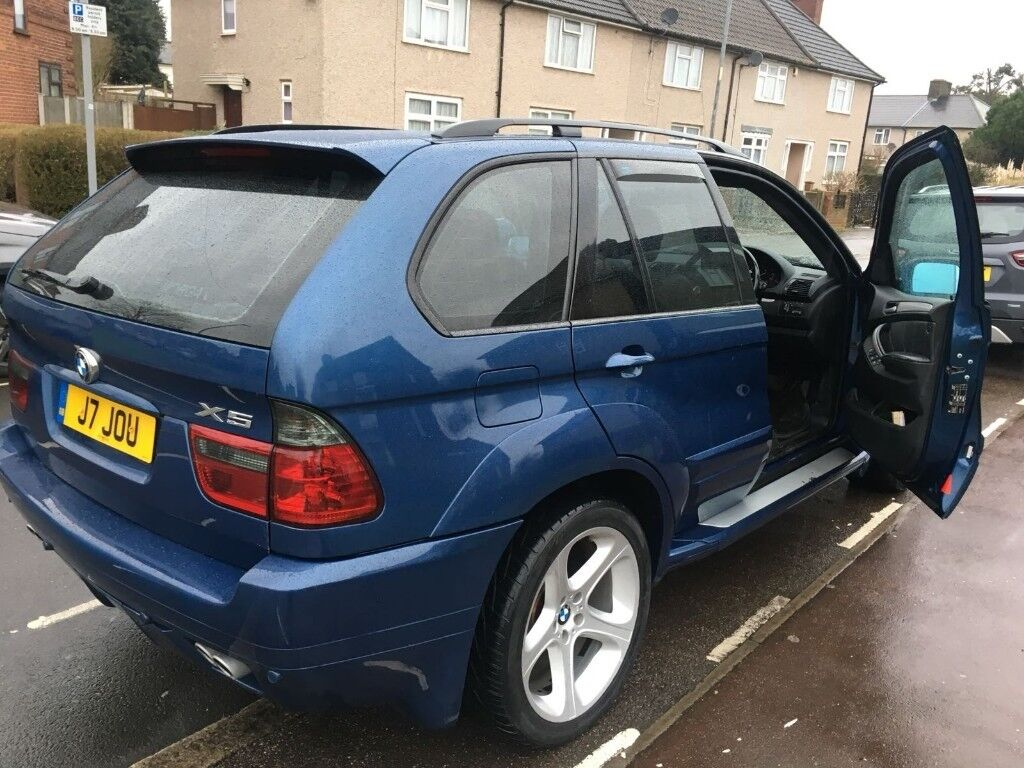 Bmw 2002 x5 for sale in barking london gumtree for Bmw x5 motor for sale