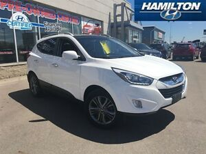 2014 Hyundai Tucson | GLS | ONE OWNER | ROOF | ALLOYS| HEATED SE