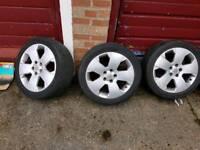 Vauxhall 5 stud