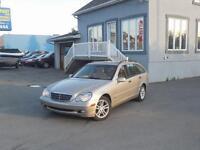 2004 Mercedes-Benz C-Class 2.6L ++1 propriétaire++