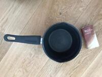 4 used pot/pan/wok of different sizes