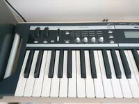 Korg X-50 Keyboard Synth and Wharfedale Diamond 8.2 Pro Active Monitors, PERFECT CONDITION