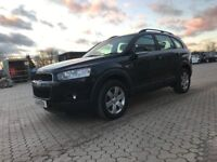 2011│Chevrolet Captiva 2.2 VCDi LT 5dr (7 Seats)│2 FORMER KEEPERS│1 YEAR MOT│2 KEYS│HPI CLEAR