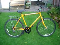 FOR SALE GENTS APOLLO KAOS 10 SPEED BIKE