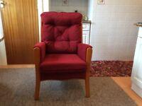 HSL High Seat chair