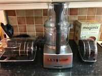 Magimix 5200XL Food Processor. Less than 12 months old Hardly used. Excellent condition.