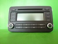 VW Golf, Radio CD player - 1K0 035 186 P
