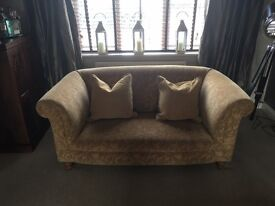 Two Seater Sofa - For Sale