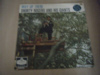 Shorty Rogers & His Giants 'Way Up There' vinyl LP