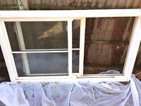 Eco Sliding Sash Window with Georgian bar