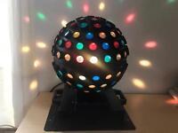 Retro disco light