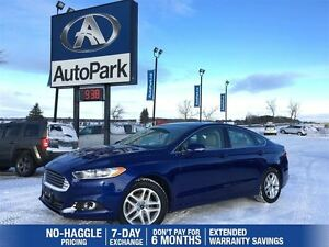 2015 Ford Fusion SE| Bluetooth| Xenon Headlights