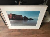 Limited edition Cally Cooper print framed