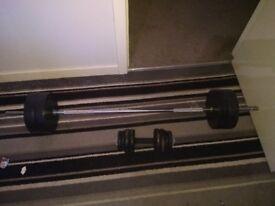 Weights £30