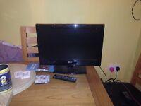 """LG 22"""" LCD Television"""