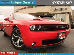 2015 Dodge Challenger SXT Plus | HEMI | SUNROOF | LIKE NEW |