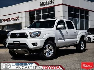 2015 Toyota Tacoma TRD Sport Package + Navigation manual trans