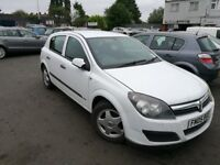 Vauxhall Astra H White Breaking For Parts
