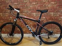 """GT Avalanche 1.0 (2011) RRP £700. Excellent Condition. Competition Mountain Bike. 18"""" Frame"""