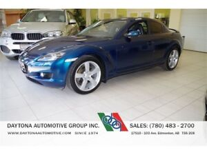 2007 Mazda RX-8 ONLY 86, 000KMS! 6 SPD