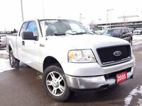 2005 Ford F-150 **JUST TRADED**LOCAL ONTARIO VEHICLE**4X4**XLT**