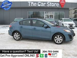 2011 Mazda MAZDA3 GS - BLUEOOTH, 1 OWNER, AUX