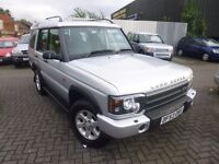 Land Rover Discovery 2 2.5 TD5 GS 5dr (5 Seats) Long Mot, Nationwide Delivery, Very Clean