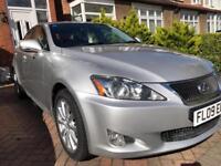 Lexus IS 220d silver
