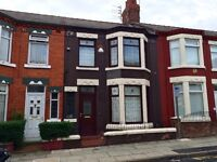 Skipton Rd (L4) - off Priory Rd (Anfield) - No Fees - Flexible Deposit